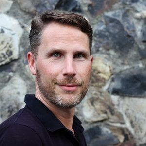 Peter Landman, een van de producers die regelmatig gebruik maakt van studio Moskou in Utrecht