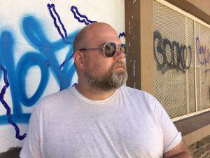 Erik Spanjers is regelmatig in studio Moskou te vinden voor tv- en muziekopnames
